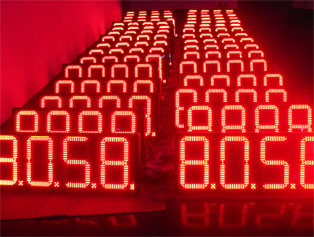 LED Message Boards